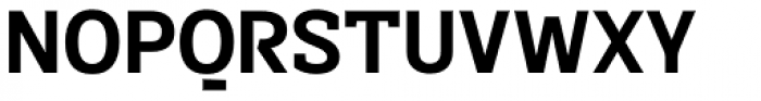 TRIAL Sintesi Semi Bold Font UPPERCASE