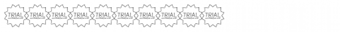 TRIAL Stile Font OTHER CHARS