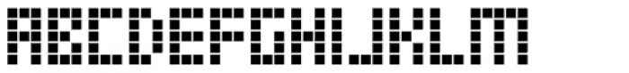TRS Million Font UPPERCASE