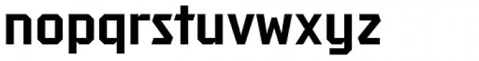 Tradesman Bold Font LOWERCASE