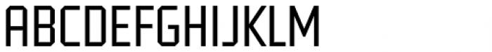 Tradesman Cond Book Font UPPERCASE