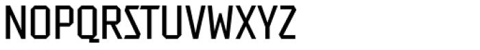 Tradesman SC Cond Book Font LOWERCASE