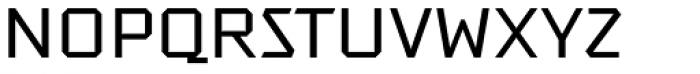 Tradesman SC Wide Book Font LOWERCASE
