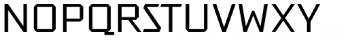 Tradesman Wide Book Font UPPERCASE