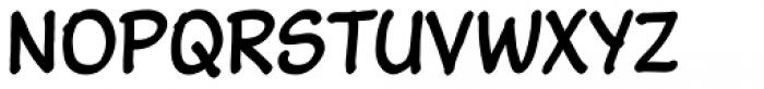 Tragicomic Bold Font UPPERCASE
