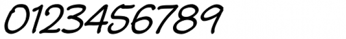 Tragicomic Italic Font OTHER CHARS
