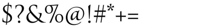 Trajan Pro Font OTHER CHARS