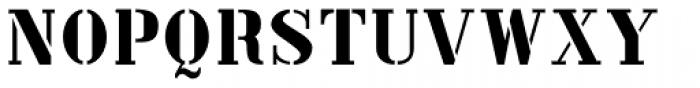 Tramp Steamer JNL Font UPPERCASE