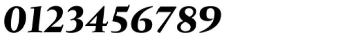 Tramuntana 1 Caption Pro Heavy Italic Font OTHER CHARS