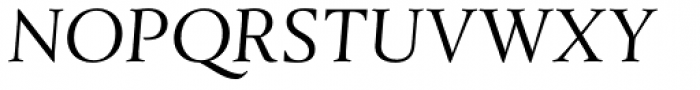 Tramuntana 1 Subhead Pro Italic Font UPPERCASE