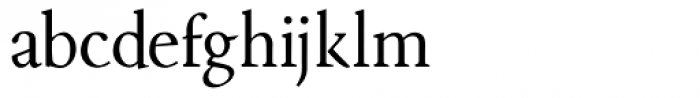 Tranquility Newstyle JY 2 Demi Font LOWERCASE