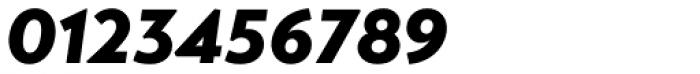 Transat Black Oblique Font OTHER CHARS