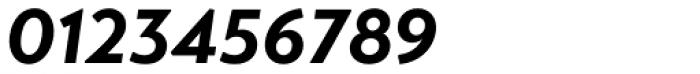 Transat Bold Oblique Font OTHER CHARS
