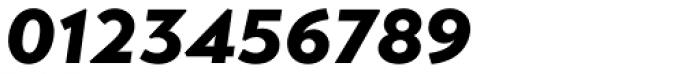 Transat Text Black Oblique Font OTHER CHARS