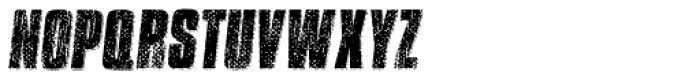 Transit Display Italic Font LOWERCASE
