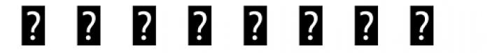 Transit Pict UI Font LOWERCASE