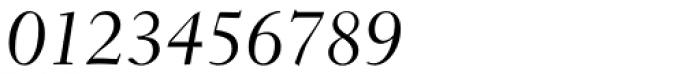Transitional 551 Medium Italic Font OTHER CHARS