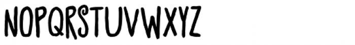 Transmogrified Bold Font UPPERCASE