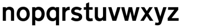 Transport New Medium Font LOWERCASE