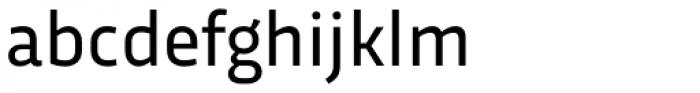 Trasandina Regular Font LOWERCASE