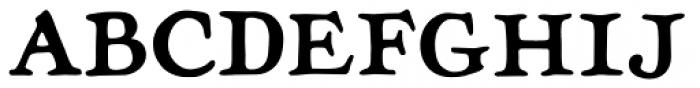 Treasure Trove Font UPPERCASE
