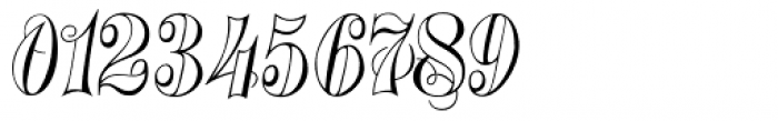 Treasury Silver Font OTHER CHARS