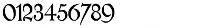Treglonou Bold Font OTHER CHARS