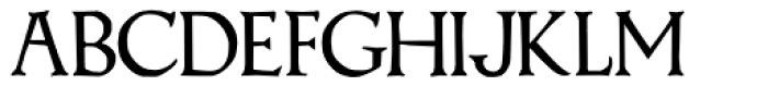 Treglonou Bold Font UPPERCASE