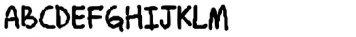 Tremida Bold Font UPPERCASE