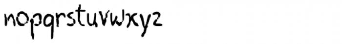 Tremida Font LOWERCASE