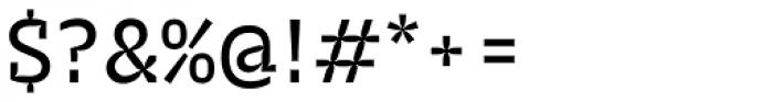 Trench Slab Regular Font OTHER CHARS
