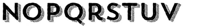 Trend HM Sans Four Font LOWERCASE