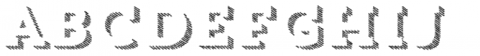 Trend HM Slab Three Font LOWERCASE