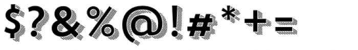 Trend Sans Four Font OTHER CHARS