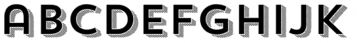 Trend Sans Four Font LOWERCASE