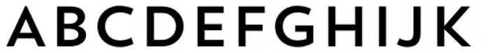 Trend Sans One Font UPPERCASE