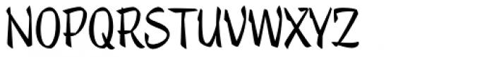 Trendy Text Bold Font UPPERCASE