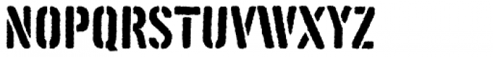 Trepa Font UPPERCASE