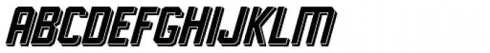 Triatfull Font UPPERCASE