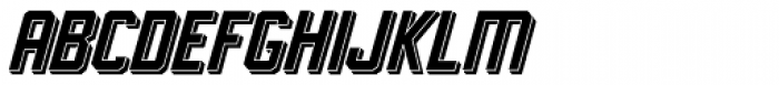 Triatfull Font LOWERCASE