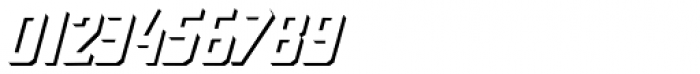 Triatshadow Font OTHER CHARS