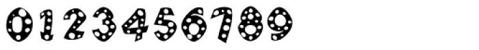 Tribal Maori Black Blow Font OTHER CHARS