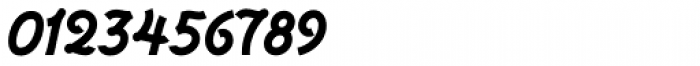 Tribeca Script Font OTHER CHARS