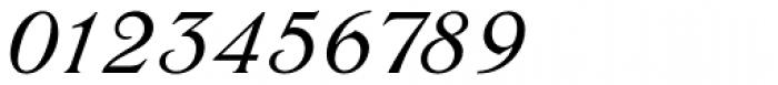 Trieste EF Medium Italic Font OTHER CHARS