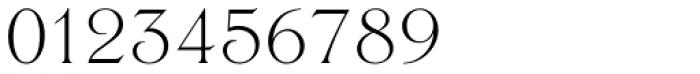 Trieste SB Light Font OTHER CHARS