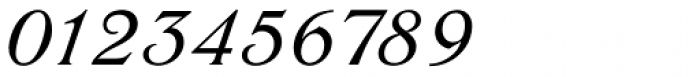 Trieste SB Medium Italic Font OTHER CHARS