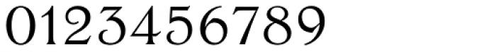 Trieste SB Medium Font OTHER CHARS