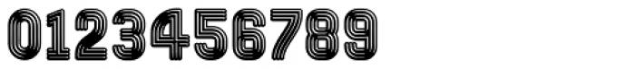Trilight Regular Font OTHER CHARS