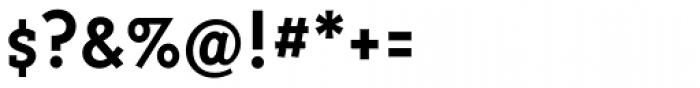 Triplex Serif Bold Font OTHER CHARS