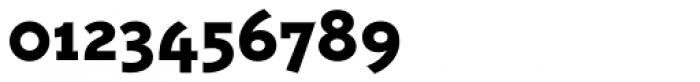 Triplex Serif ExtraBold Font OTHER CHARS